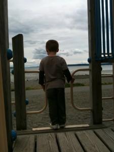 Ty at Oak Harbor Beach Park